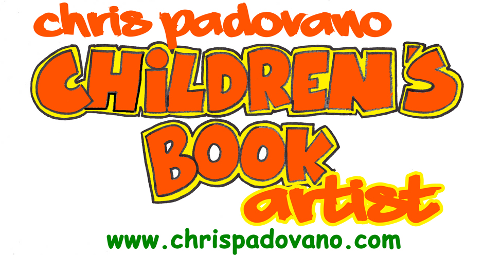 Book Cover Artist For Hire ~ Chris padovano children s book artist for hire
